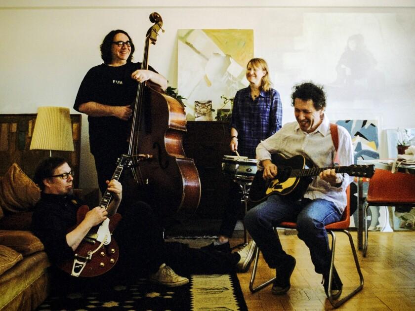 The band Yo La Tengo