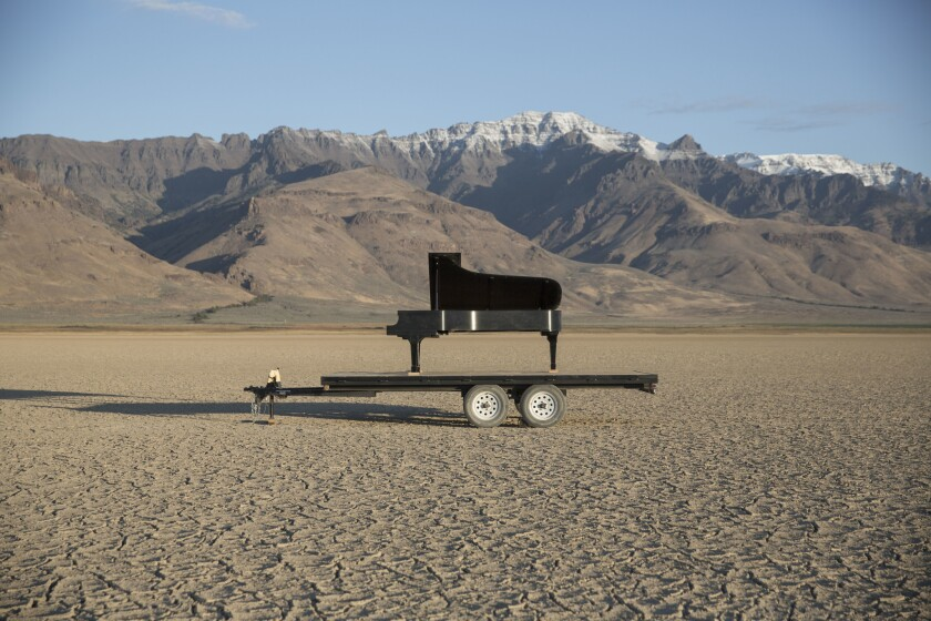 Hunter Noack's piano