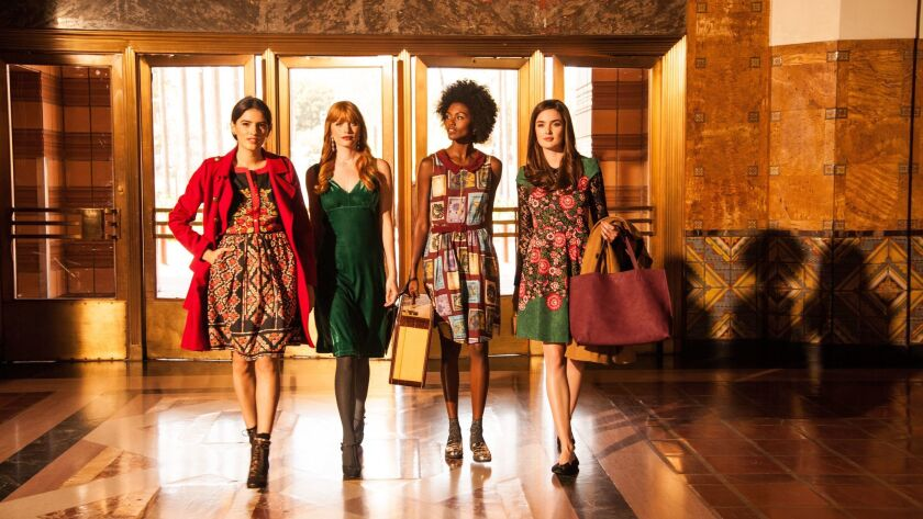 ModCloth's trendy clothing and accessories, which often have a vintage or quirky vibe, attracted Wal