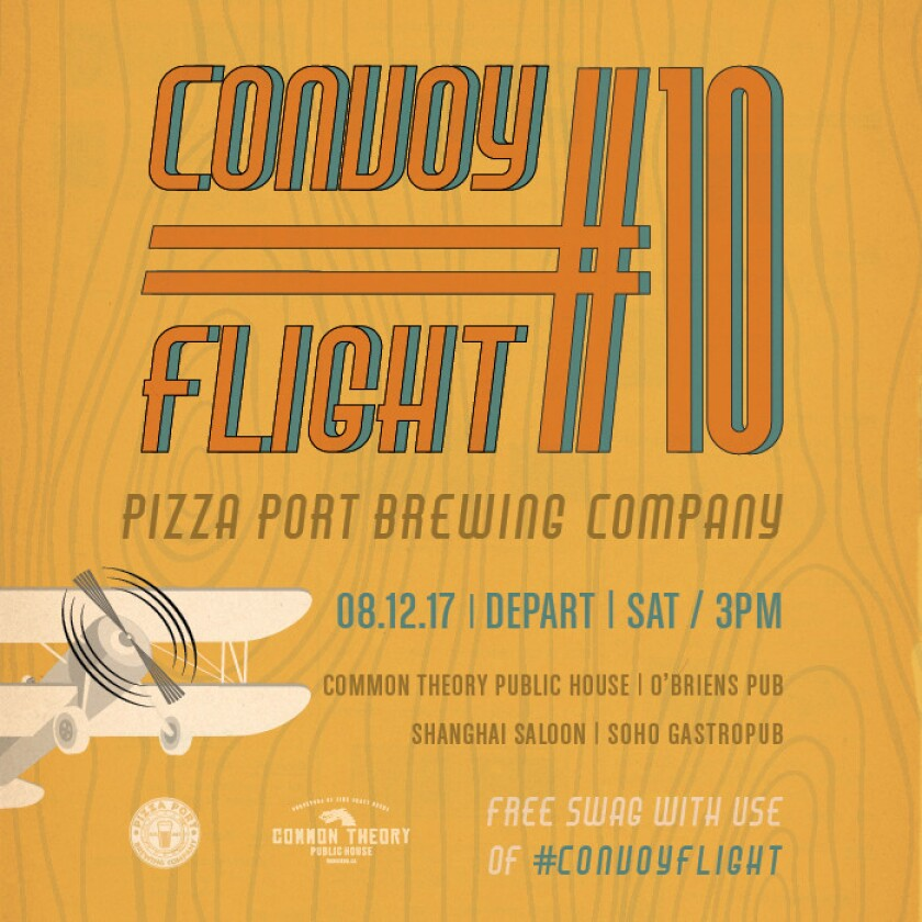 Convoy Flight. (Courtesy photo)