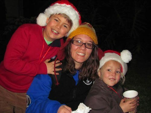 Bishop\'s Christmas Tree Lighting 12-12-13