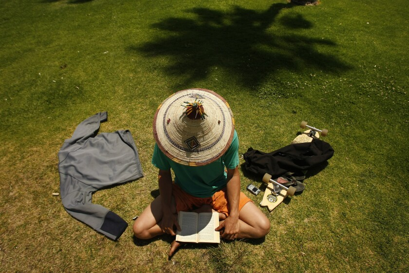 A reader.