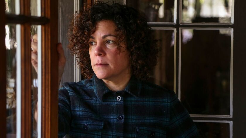 """Filmmaker Rose Troche, who just debuted her virtual reality film """"If Not Love"""" at Sundance."""