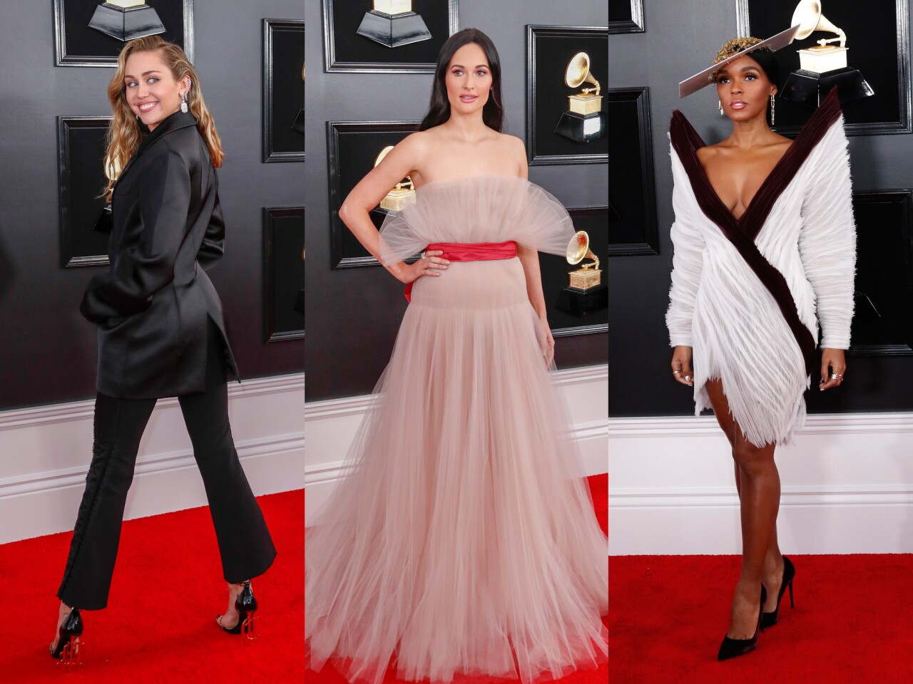 Grammys 2019 red carpet showstoppers and jaw-droppers