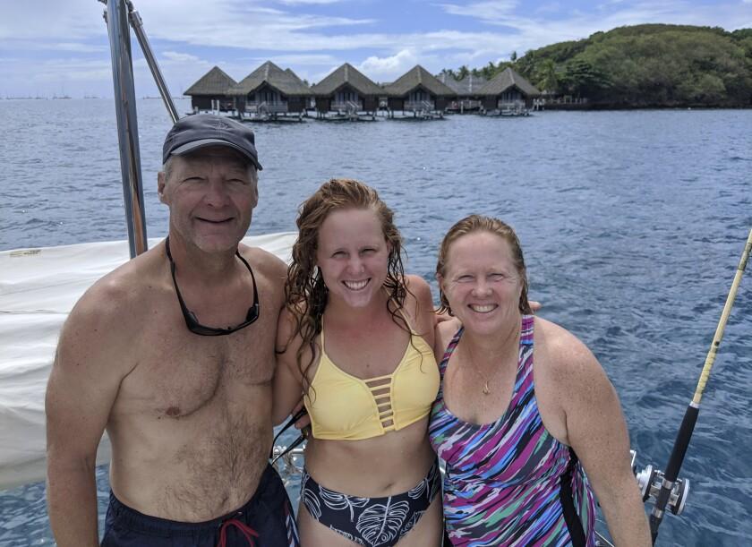 New Zealand Stranded Sailors