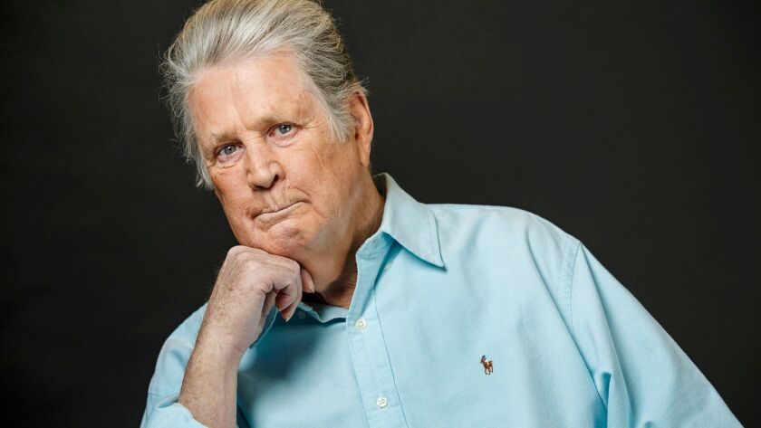 Beach Boys cofounder Brian Wilson supports a petition protesting an appearance by the touring version of his band at a trophy-hunting convention.