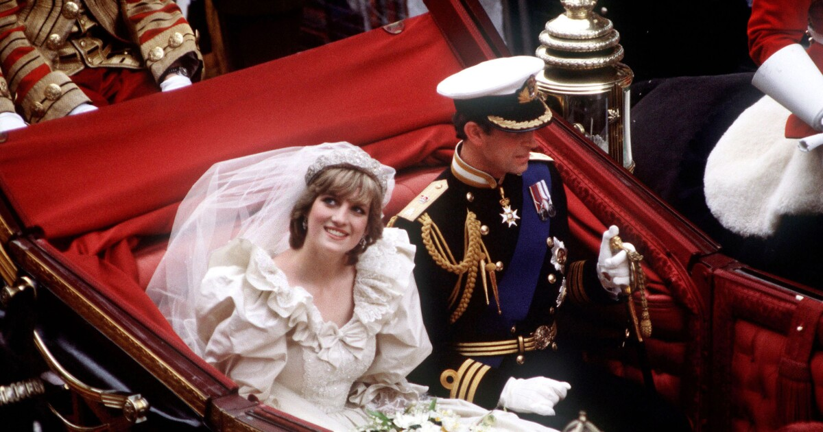 Charles and Diana's wedding caused a 'frenzy.' Here's why it's not in 'The Crown'