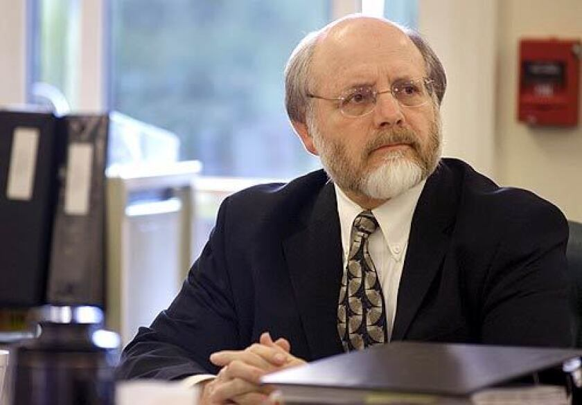 Riverside County Superior Court Judge Robert Spitzer was removed from the bench today by the state Commission on Judicial Performance.