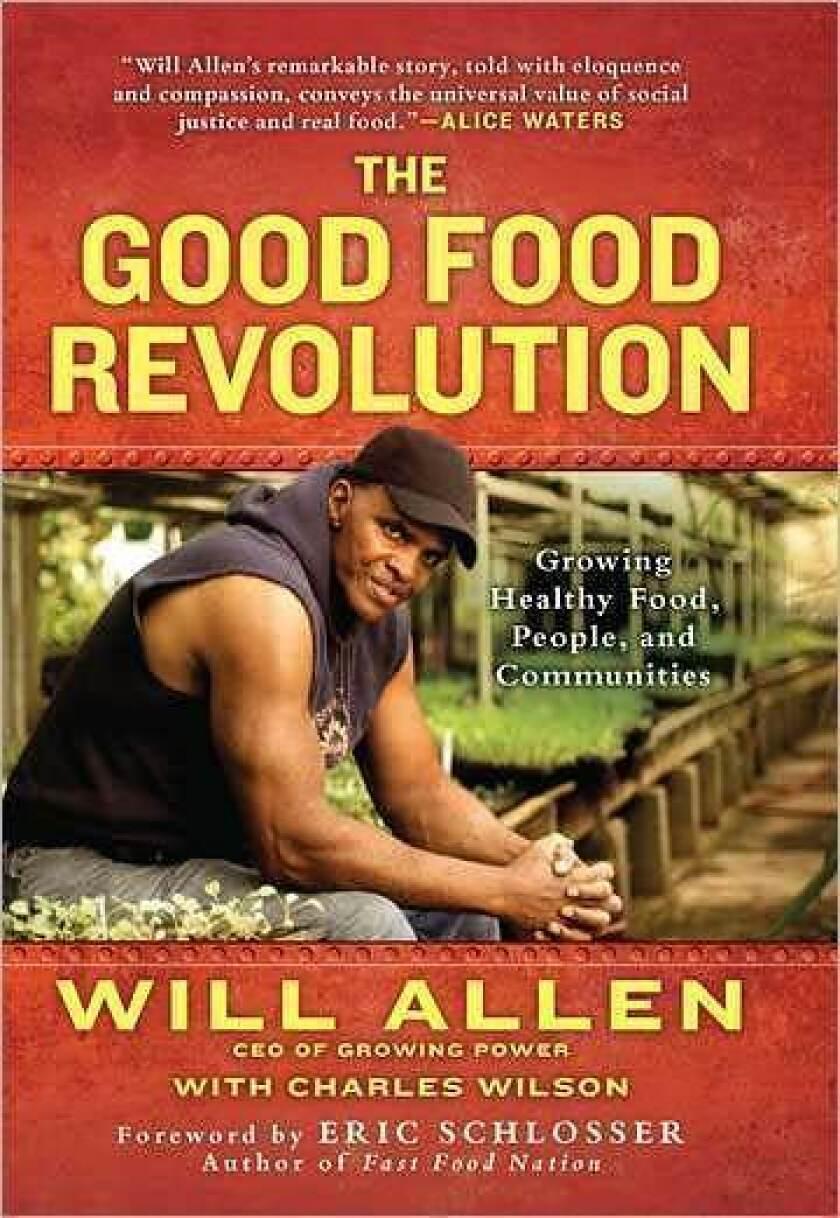 Review: 'The Good Food Revolution' details a black farmer's journey