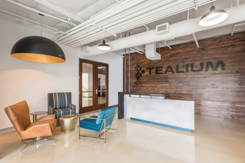 Tealium, a San Diego enterprise software firm, has raised $55 million in late stage funding to fuel expansion.