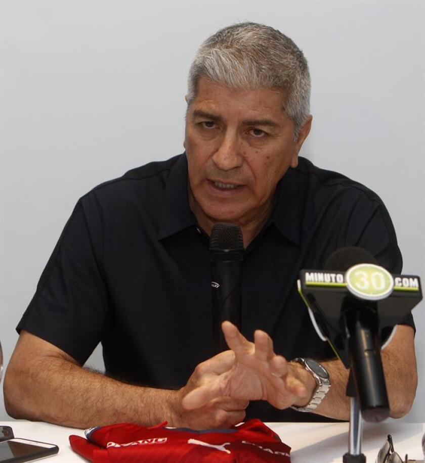 El ecuatoriano Octavio Zambrano. EFE/Archivo