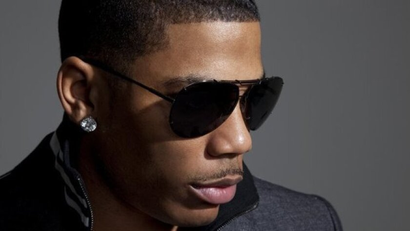 Rapper Nelly performs live at FLUXX this Friday, Jan. 13th