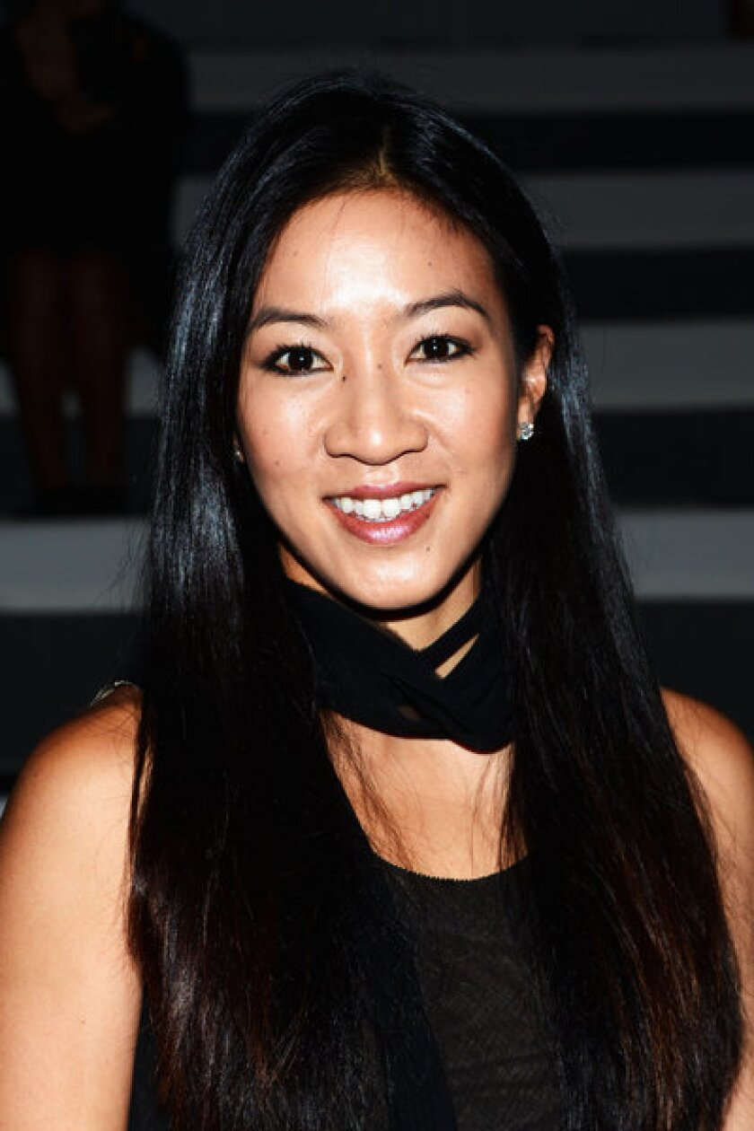 Michelle Kwan gets engaged to Clay Pell