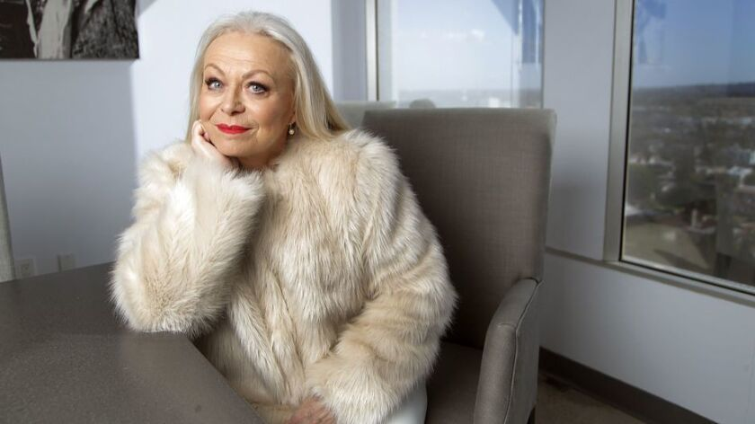 LOS ANGELES, CA., February 26, 2018--Two-time Oscar nominated actress Jacki Weaver has joined the ca