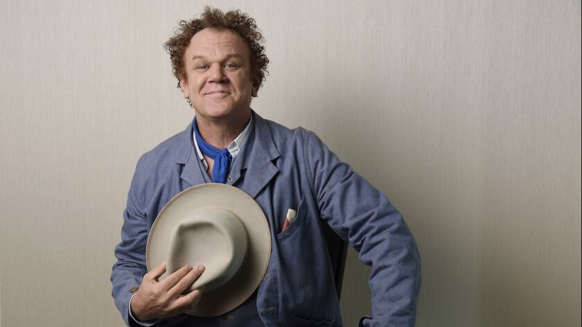 John C. Reilly will portray Jerry Buss in an HBO pilot project about the Showtime Lakers and their owner Jerry Buss.