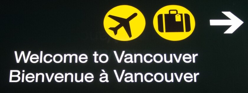 Vancouver – made it!