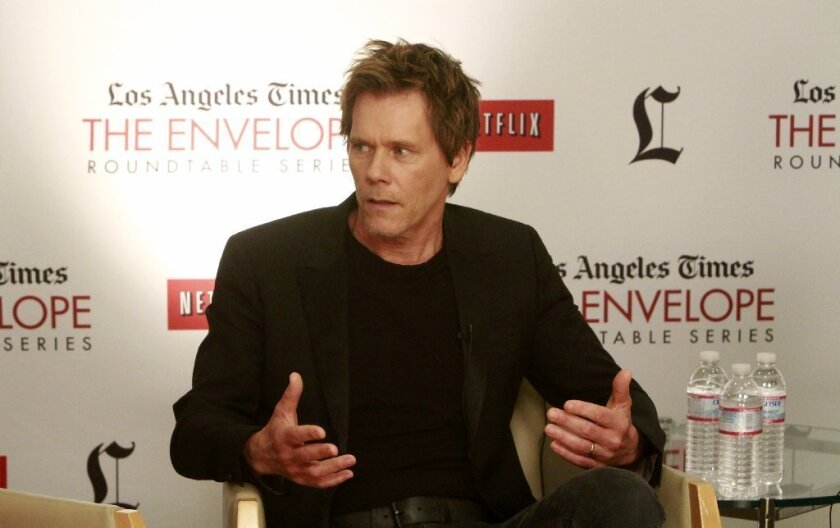 Emmys 2013: Kevin Bacon talks flawed characters, TV violence