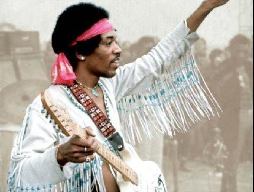Jimi Hendrix's 1969 performance at Woodstock will be screened at theaters around the globe in November.