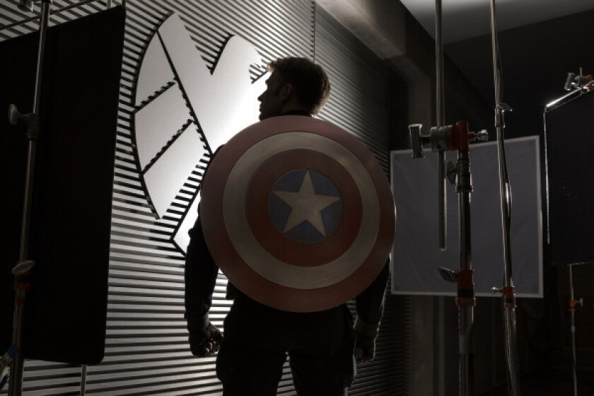 Marvel filming most of latest 'Captain America' movie in L.A.