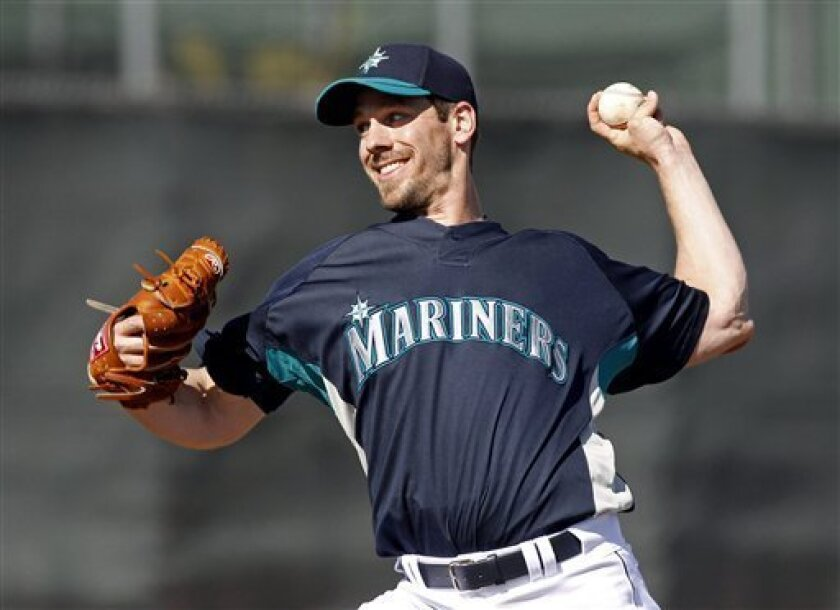 Mariners don't expect LHP Cliff Lee back until May - The San Diego ...