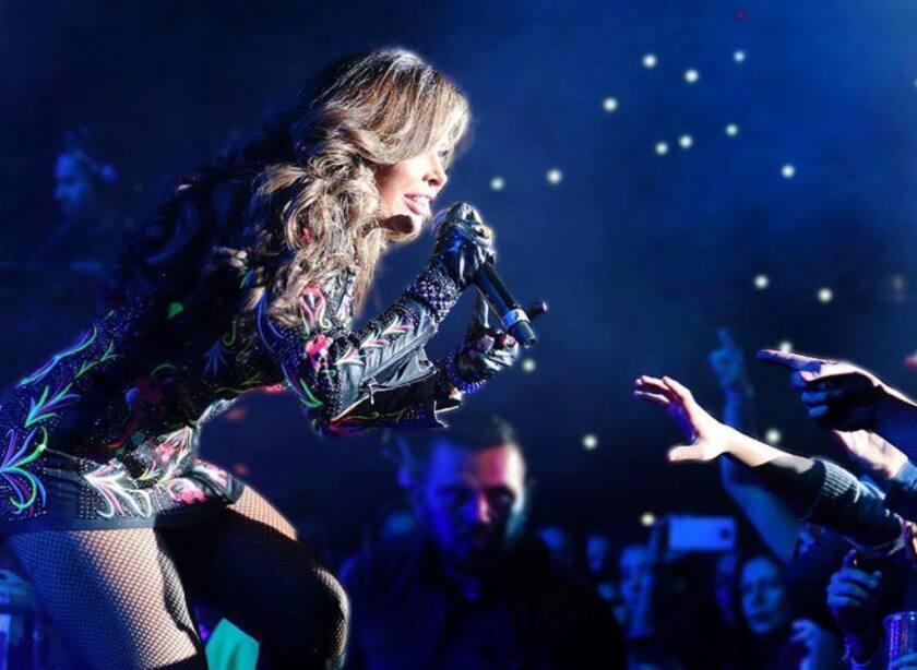 """""""Diosa de la noche"""" es el nombre del nuevo tour de Gloria Trevi, que se iniciará en México y llegará a la Arena Ciudad de México el 28 de junio.</"""