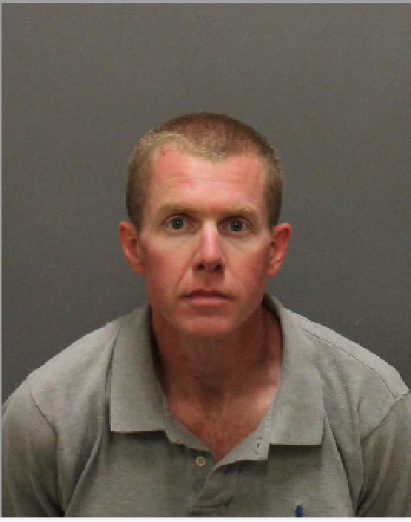 Kevin Favreau, 40, was arrested in Corona del Mar on Wednesday on suspicion of evading a police officer, driving under the influence, a hit and run and possession of a controlled substance without a prescription.