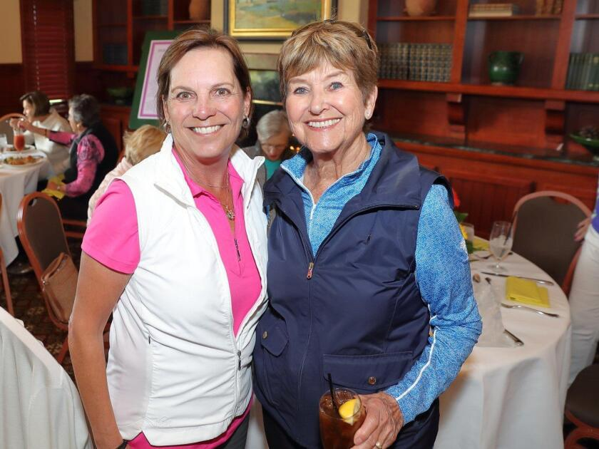 Dolores Crawford honored at RSF Women's Golf Club Championship