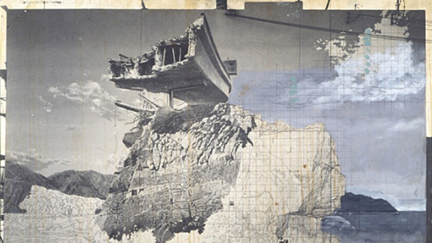 """""""Isle of California,"""" 1971, by the Los Angeles Fine Arts Squad."""