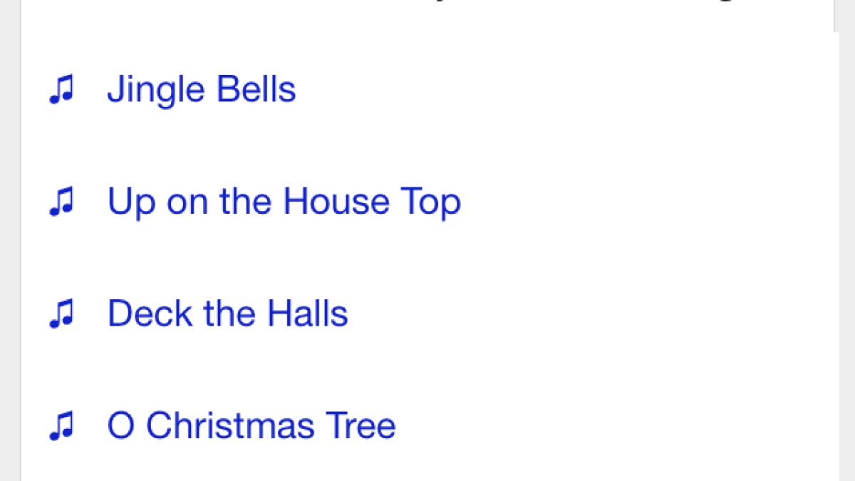Go Christmas caroling with Google's karaoke-like mobile app