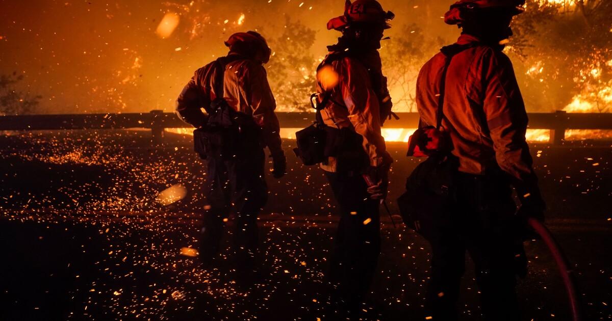Bond fire: Evacuations, road closures, parameters, shelters