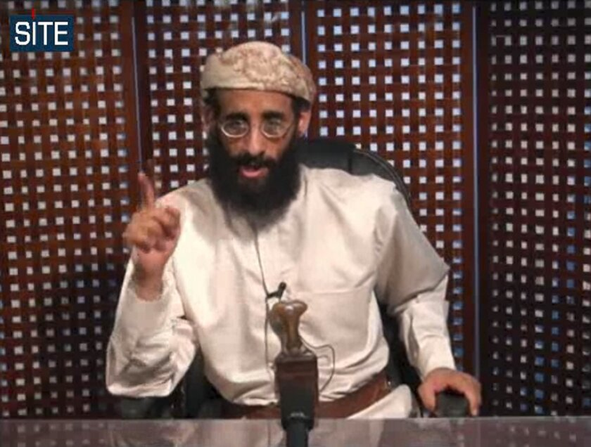Four years after his death in a drone strike, al-Qaeda preacher and former San Diego cleric Anwar al-Awlaki has been linked to the Charlie Hebdo attack.