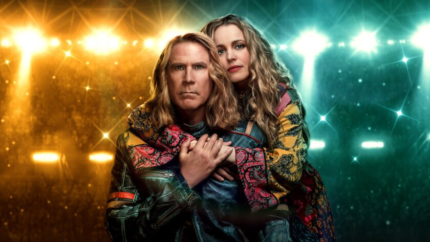 "Will Ferrell and Rachel McAdams star in Netflix's musical comedy ""Eurovision Song Contest: The Story of Fire Saga"""
