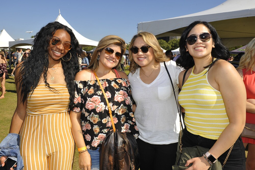 The only thing cheesy about the San Diego Mac n' Cheese Fest was the food at Waterfront Park on Saturday, Oct. 27, 2018.