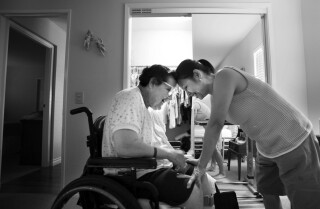 Lessons in caregiving become apparent while documenting final months in subject's life