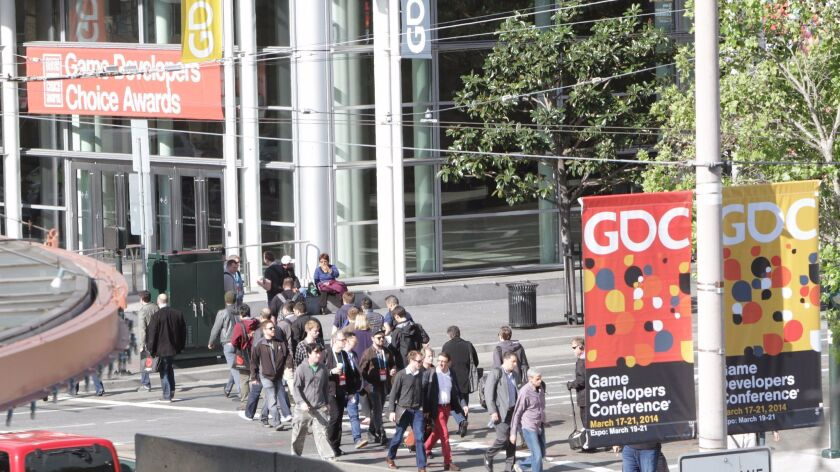 The Game Developers Conference in San Francisco has been postponed.