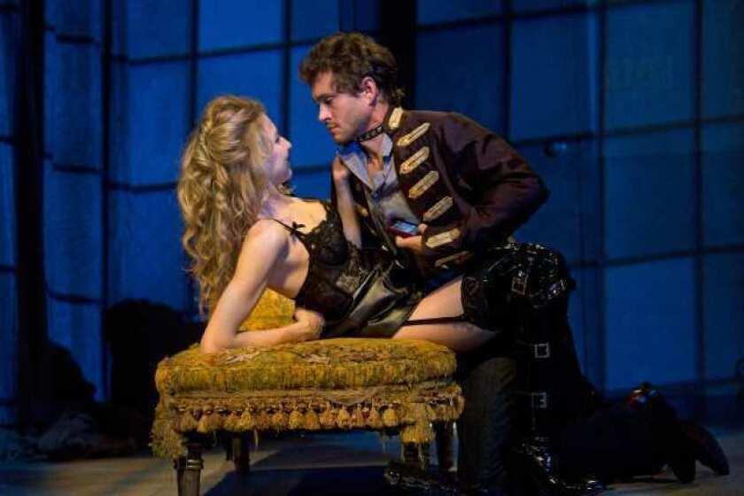 Tony Awards 2012: Nina Arianda snags lead actress in a play win