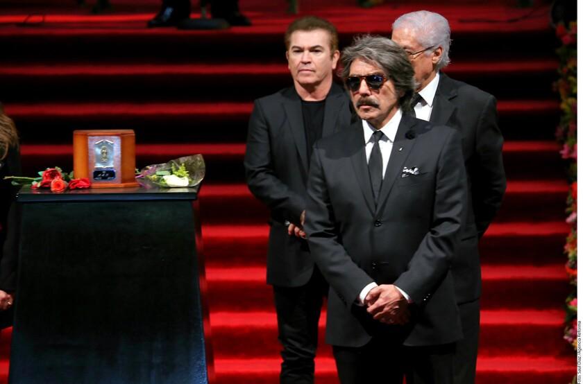 Tras el deceso de Joan Sebastian y Juan Gabriel, uno de sus contemporáneos, el cantante argentino Diego Verdaguer, dijo que no tiene miedo de morir, pues cree que todavía tiene mucho por cantar y compartir en su carrera.