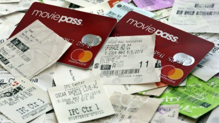 MoviePass is shutting down.