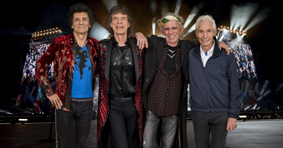 Rolling Stones, which was set to launch 2020 'No Filter' tour in San Diego, cancels SDCCU Stadium concert