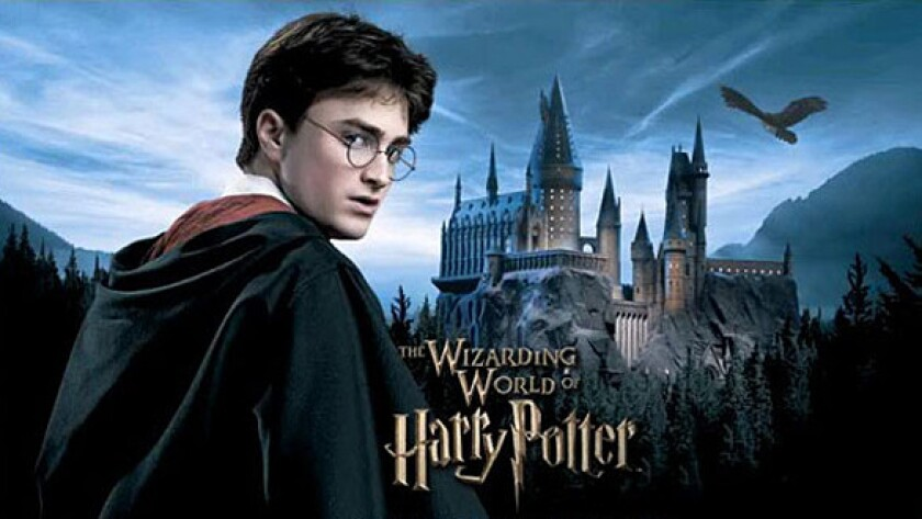 Plans for the Wizarding World of Harry Potter attraction at Universal Studios are in the works.