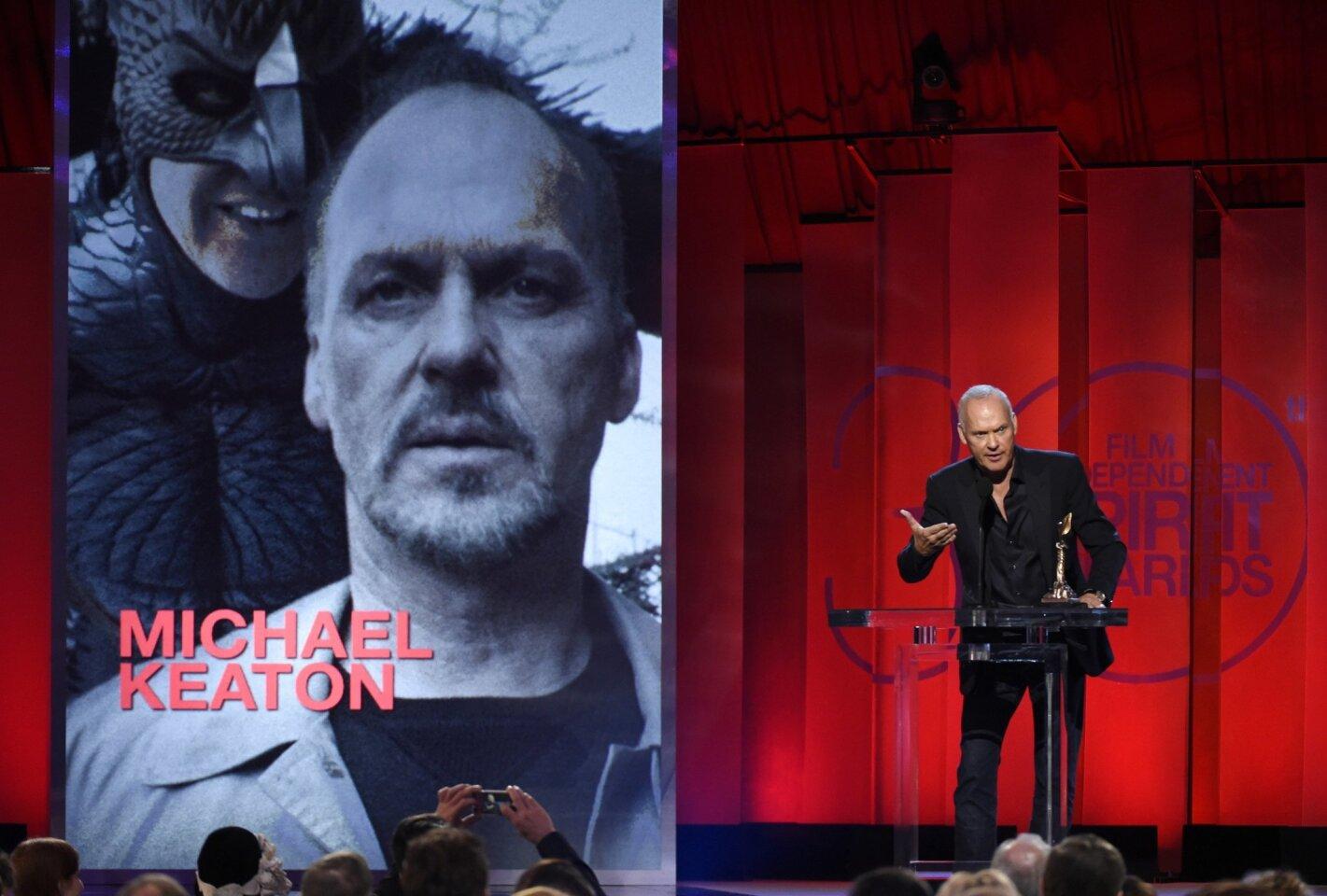 Birdman acumula triunfos en los Spirit Awards