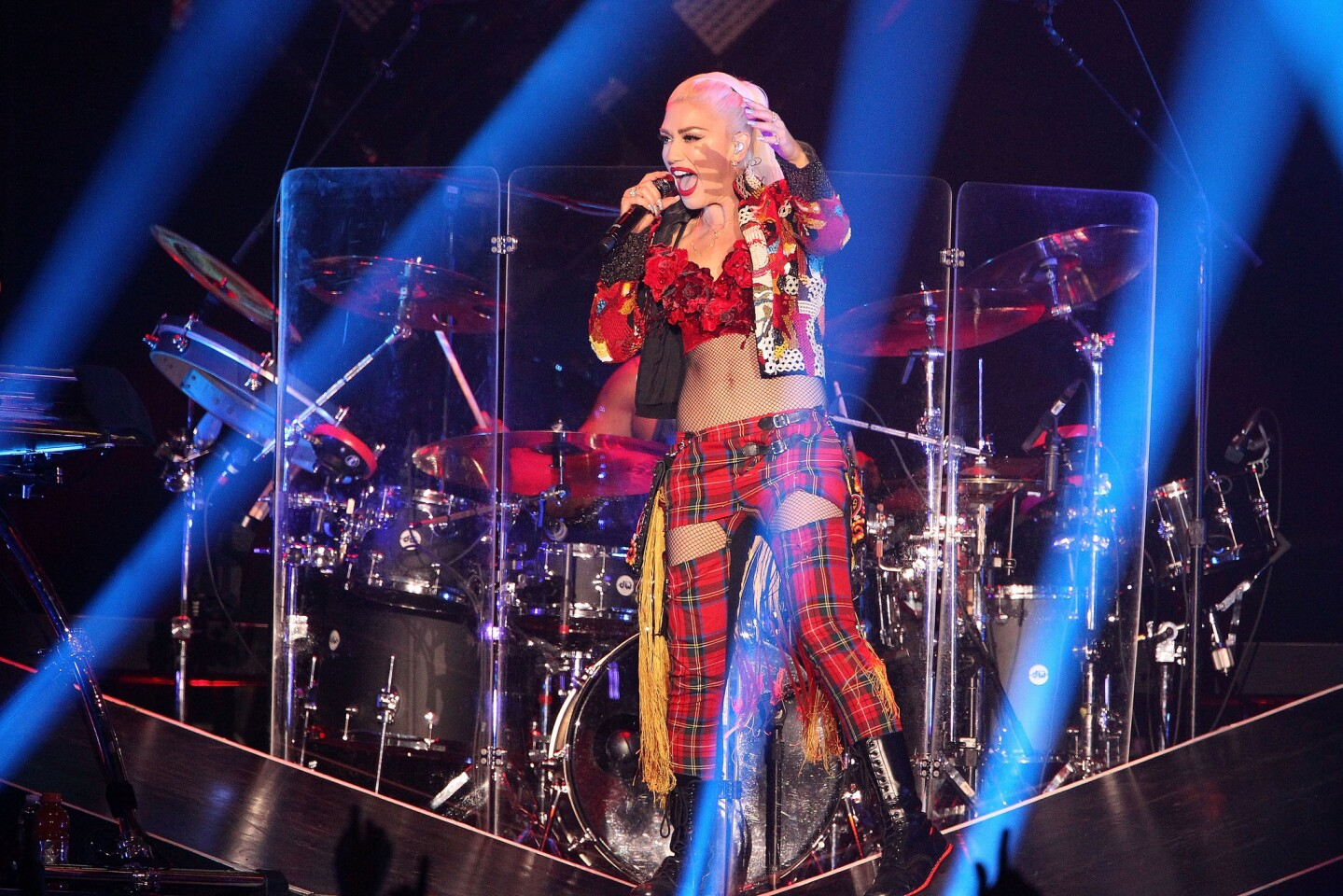 CA: Gwen Stefani - This is what the truth feels like Tour
