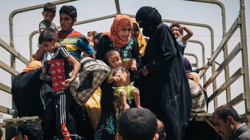 Civilians in Iraq