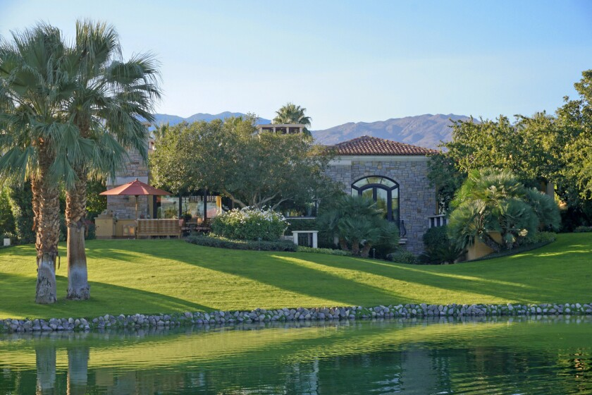Sheldon Coleman Jr.'s Indian Wells home | Hot Property