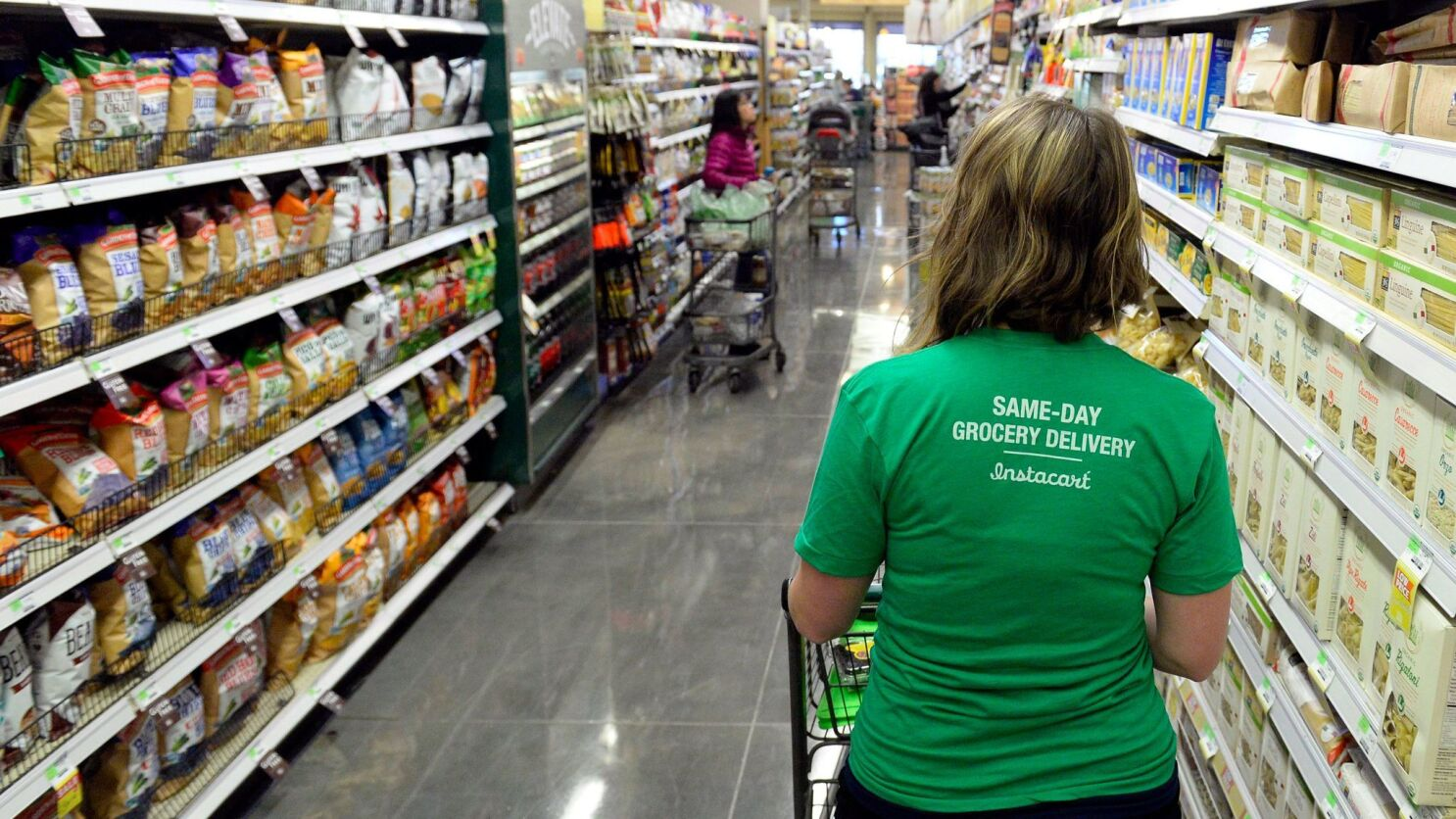 San Diego city attorney sues Instacart in gig economy action