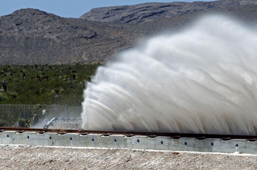 Hyperloop demo