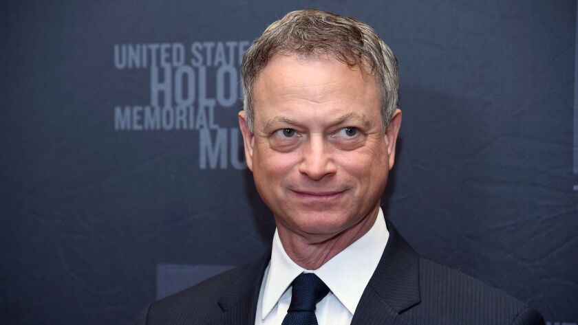"Actor Gary Sinise has been named grand marshal of the 2018 Rose Parade, which will feature the theme ""Making a Difference."""