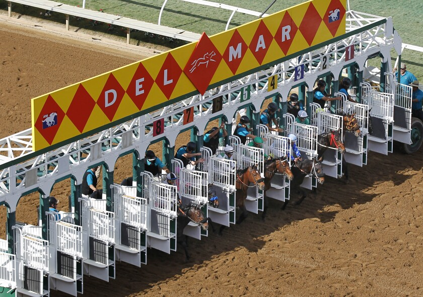 Del Mar, which has significantly lowered horse deaths the last two years, kicks off its summer meet July 17.