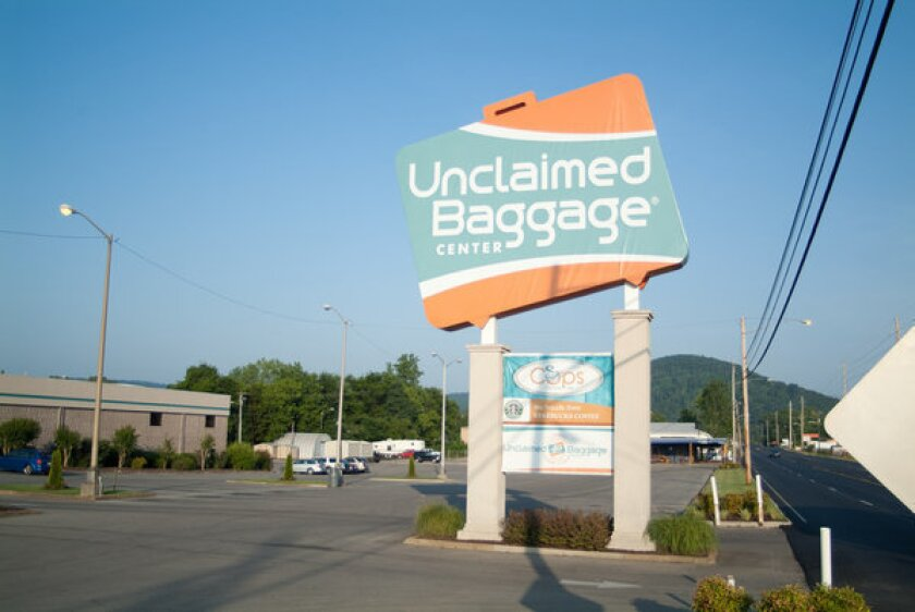 Labor Day 2013: In Alabama, bargains in those unclaimed bags