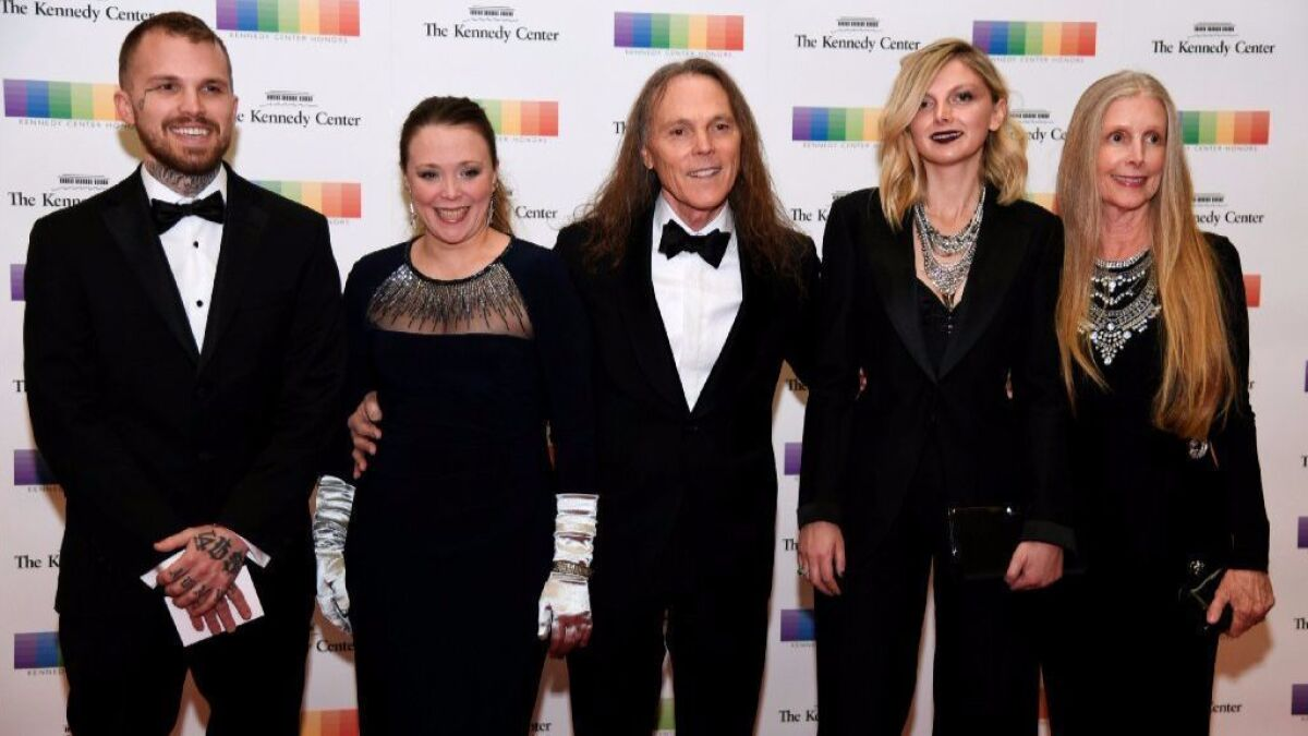 Timothy B Schmit Talks Kennedy Center Honors And Life Without The Eagles